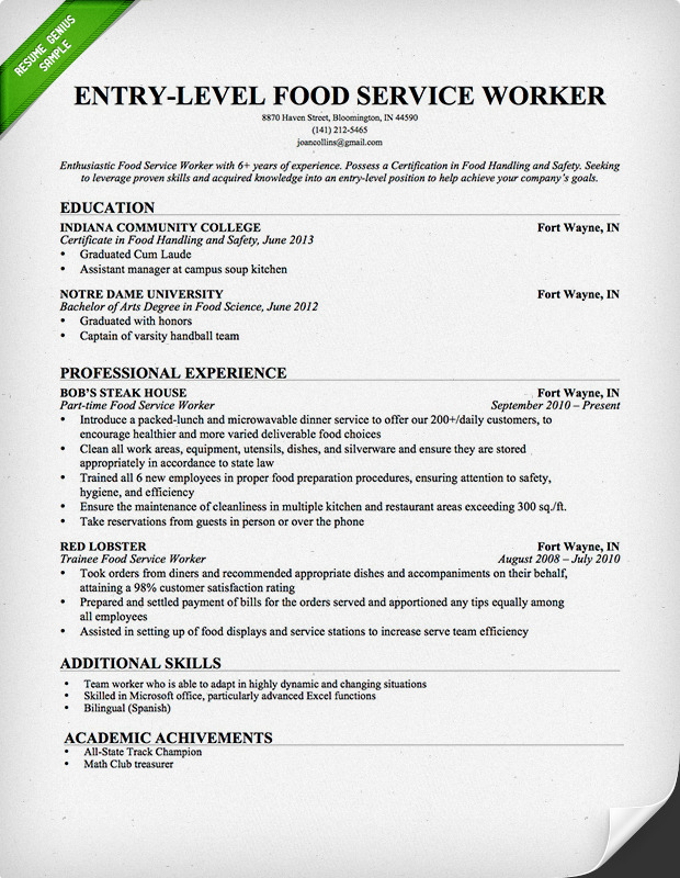 worker resume settlement worker resume sample warehouse worker resume example clasifiedad com clasified essay sample - Entry Level Customer Service Resume