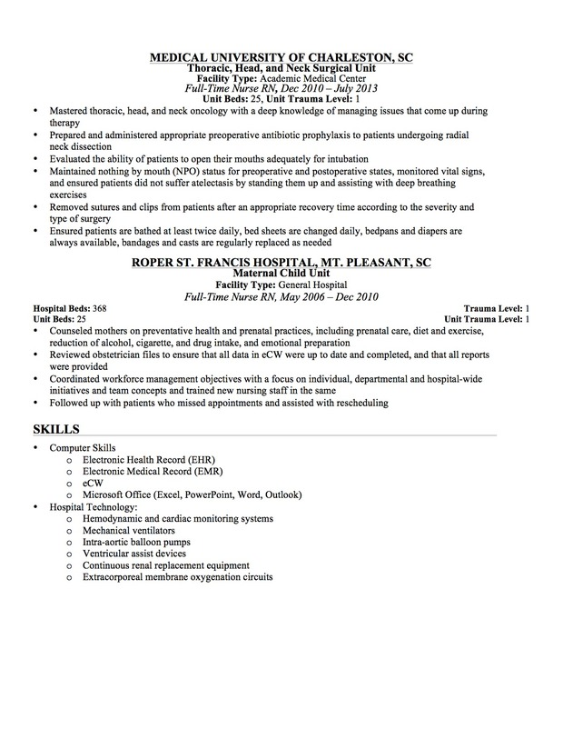 Resume Format For Cardiac Nurses Google Image Dravit Si  Cardiac Nurse Resume