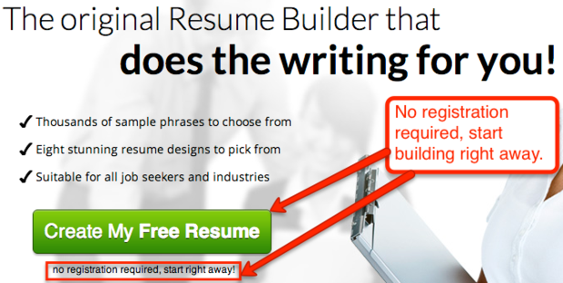 resume genius resume builder intro